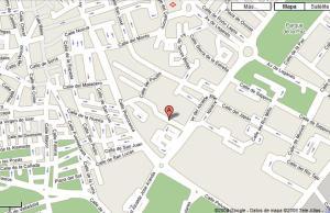 Hacer click para ZOOM. Google-Map