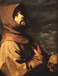 Francisco de Asís (Zurbarán)